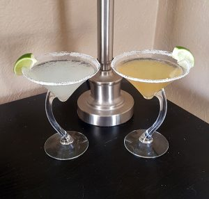 Grandeza Margarita (right) vs. Cointreau