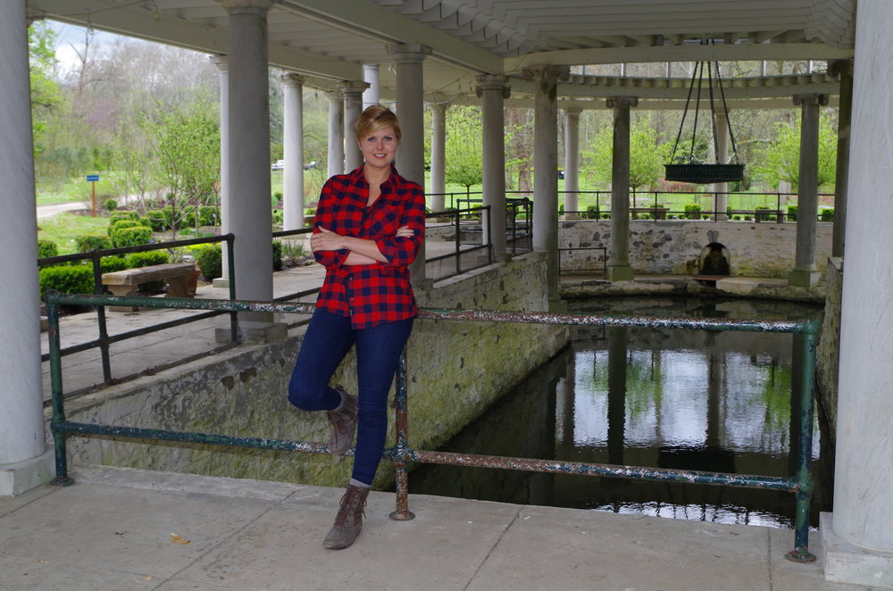 Castle & Key Master Distiller Marianne Barnes