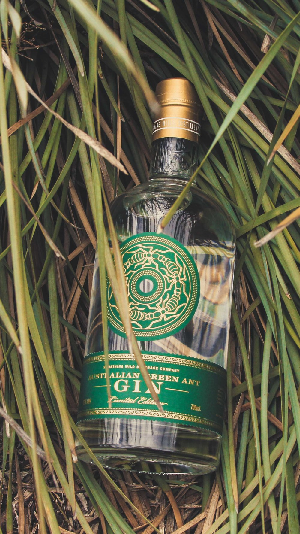 Green Ant Gin from Adelaide Hills Distillery