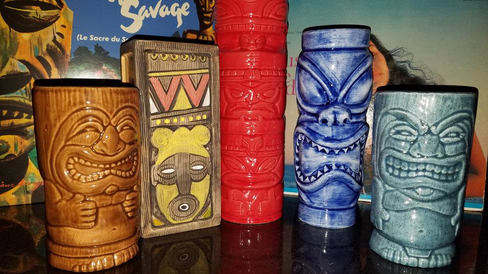 Mugs by Gecko