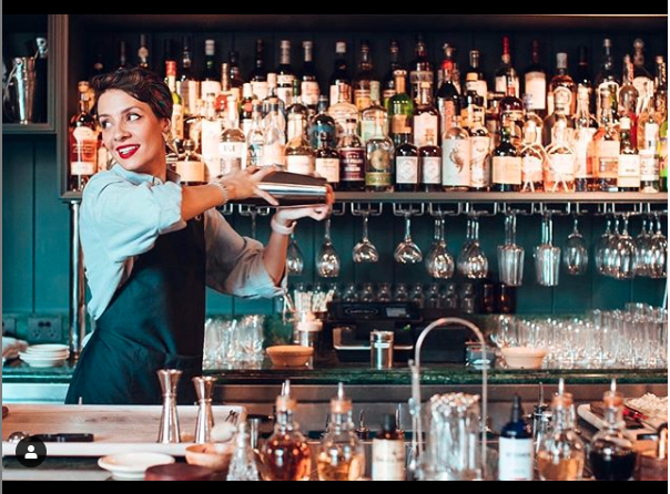 Grazia di Franco of Caffè de Bartolo in Sydney (after dozens of other projects around the globe), and brand ambassador for Mancino Vermouth and Rinomato, is one of the women profiled in the Monarch Legacy.