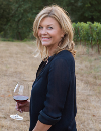 Maria Ponzi, courtesy Ponzi Vineyards