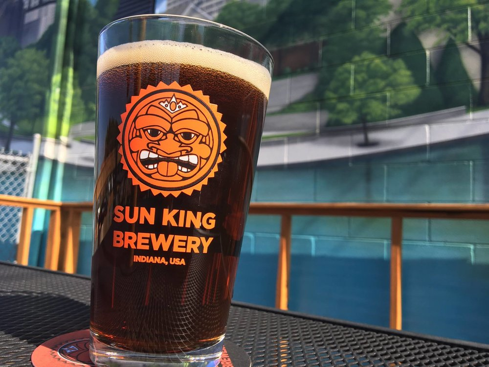courtesy Sun King Brewery