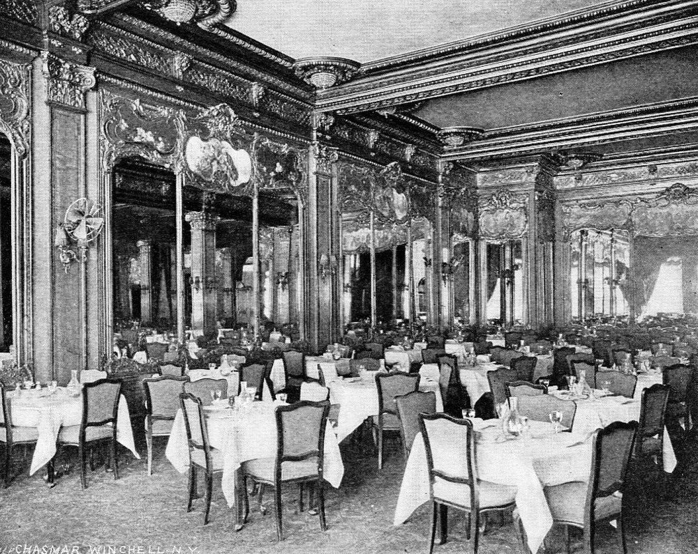 Rector's dining room