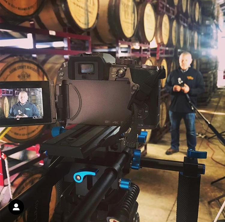 Josh Quinn of Boone County Distillery