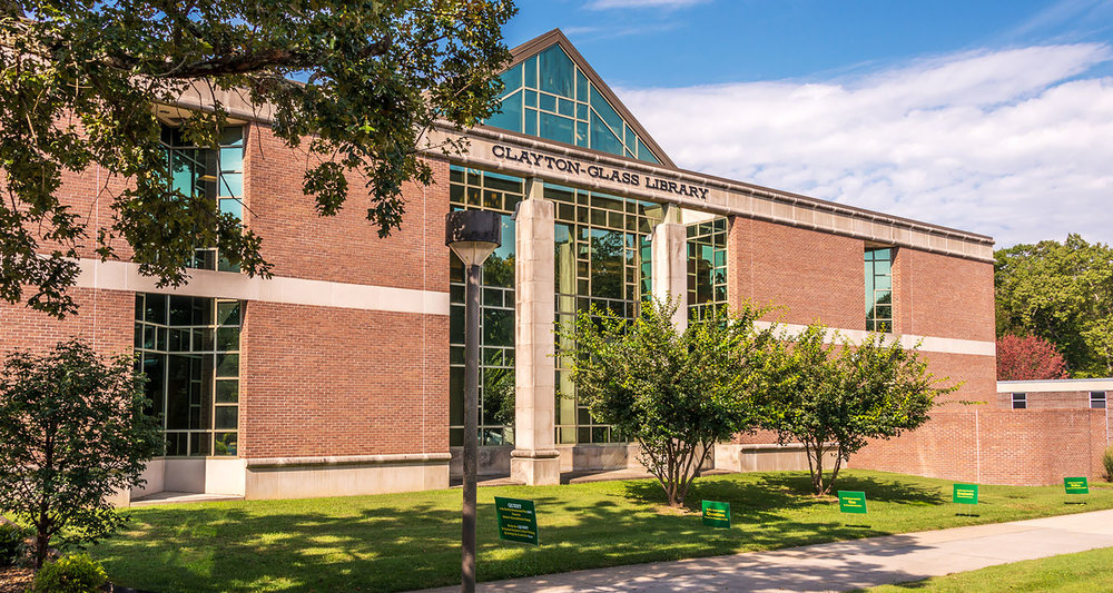 Clayton-Glass Library - Motlow State University