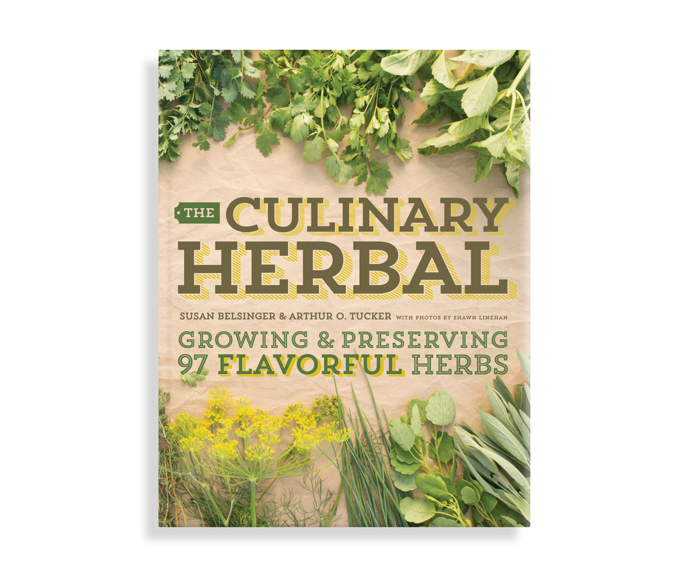 The Culinary Herbal – Front Cover