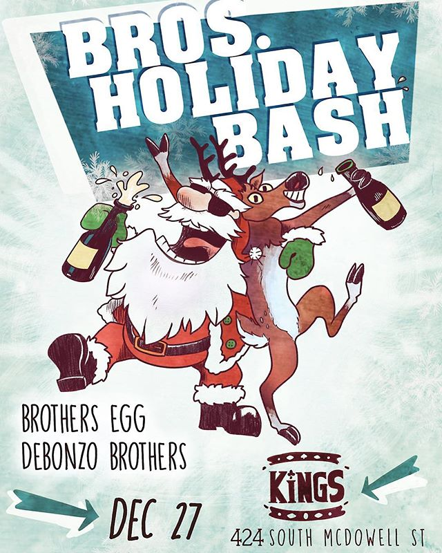 Mark yo calendars! 10 days away!! 🎅🏻 🦌 ❄️ 🍻 #merrymerry #eggnog #yeehaw