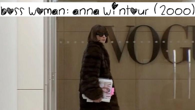 Boss Woman Anna