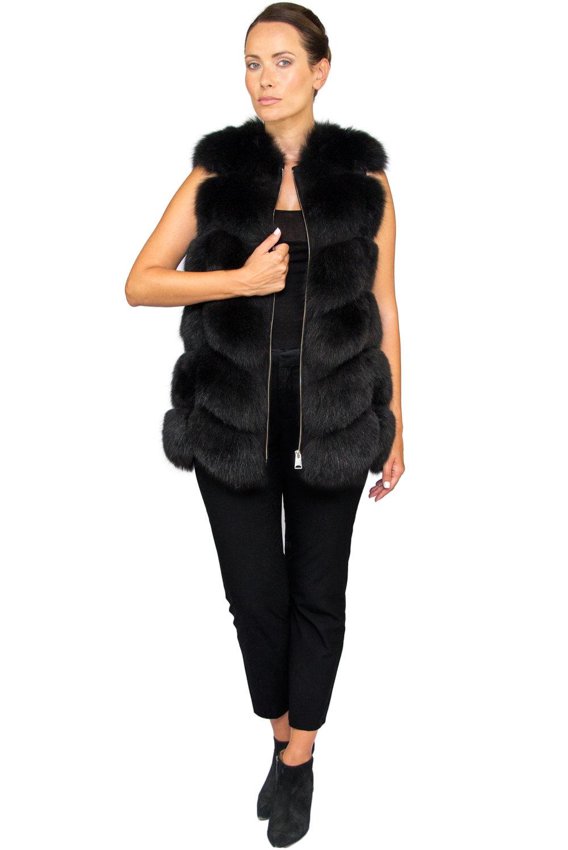 Noura Black Short - Front.jpg