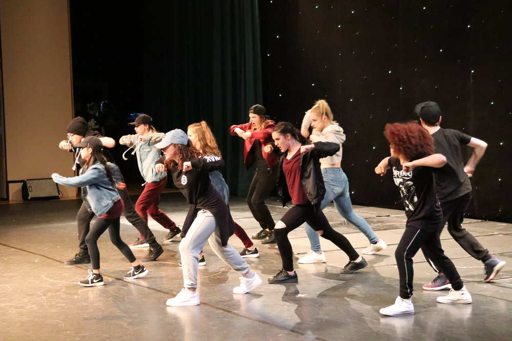 Hip Hop classes... - ...for everyone!