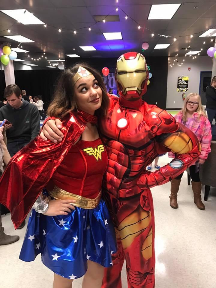 birthday party - wonder woman iron man.jpg