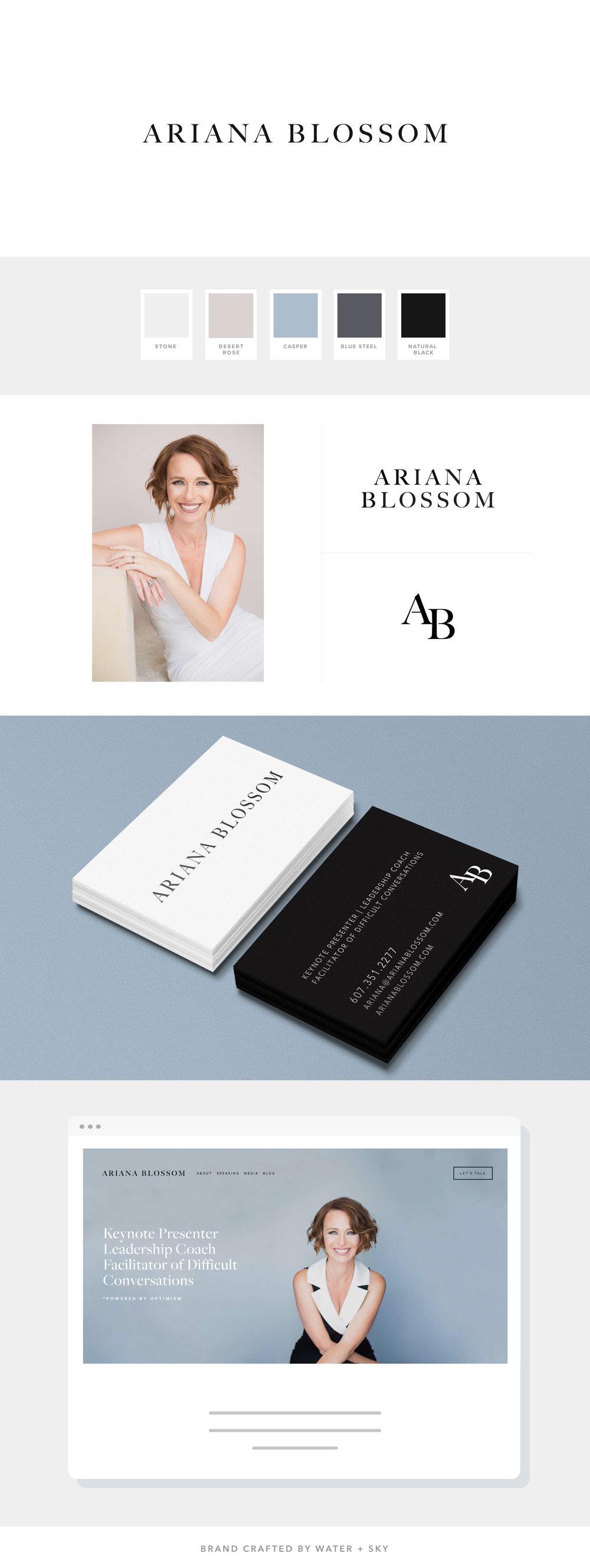 Ariana-Blossom-brand-board-website-water+sky-brand-studio.jpg