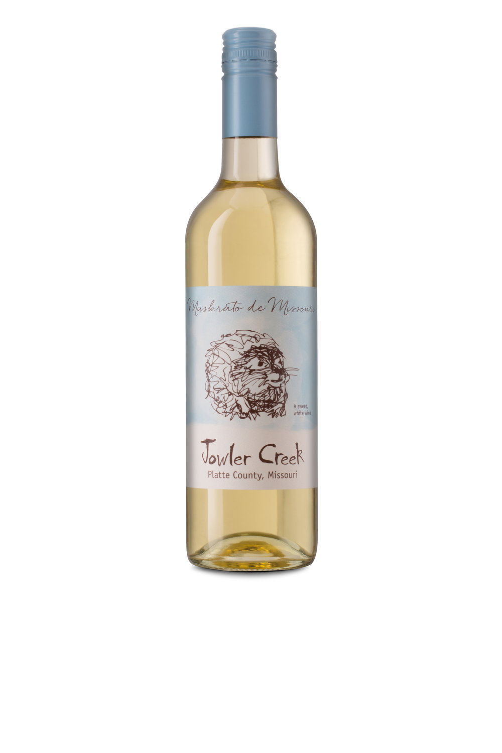 Jowler Creek Winery  makes the best Moscato or Moscato d Asti style wine in Missouri and the Midwest. Come  taste  this delicious Moscato wine in  Jowler Creek Winery's   sustainable   winetasting  room located near Weston Missouri, Kansas City Missouri and Platte City Missouri.