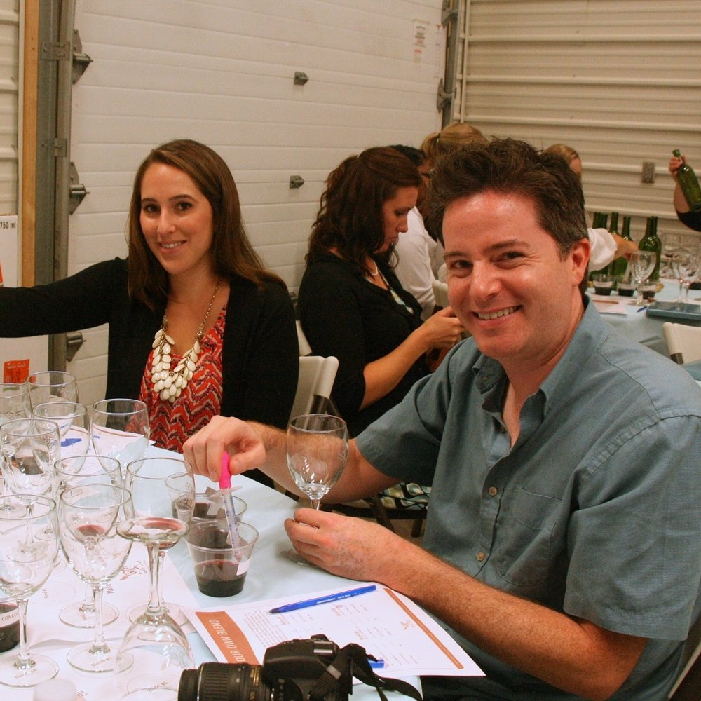 Jowler Creek Winery  located near W eston Missouri, Kansas City Missouri and St. Joseph Missouri  offers fun  winetasting  events near me where wine enthusiasts can blend their own bottle of our  sustainble Missouri wines .