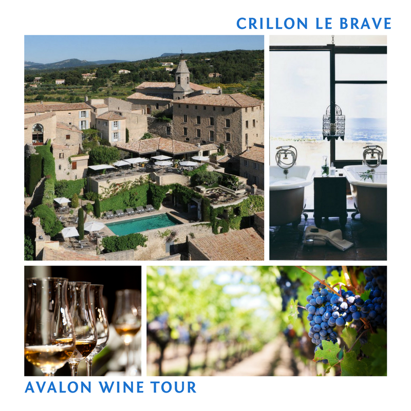 2 Nights with Breakfast & 1 day Wine Tour for 2