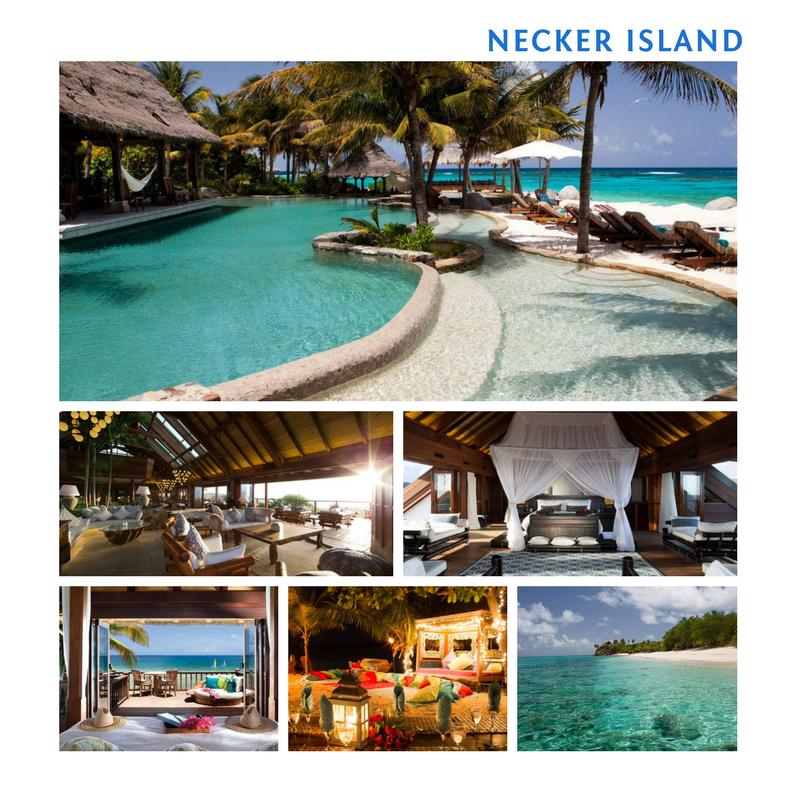 Necker Island - 7 Day 'Celebration Week' for 2 for September or October 2019