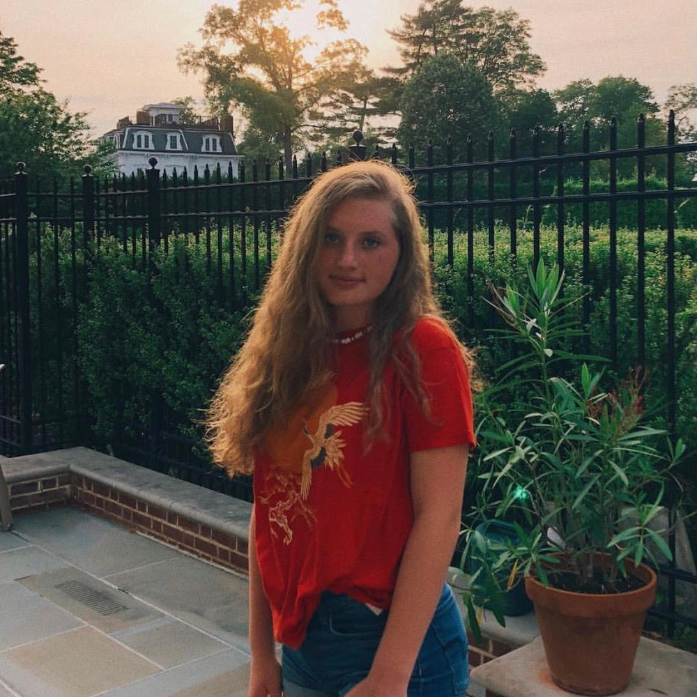 """EMMA SOLFERINO  News & Layout Editor   Quirky Fun Fact: """" I still know all the words to every barney song."""""""