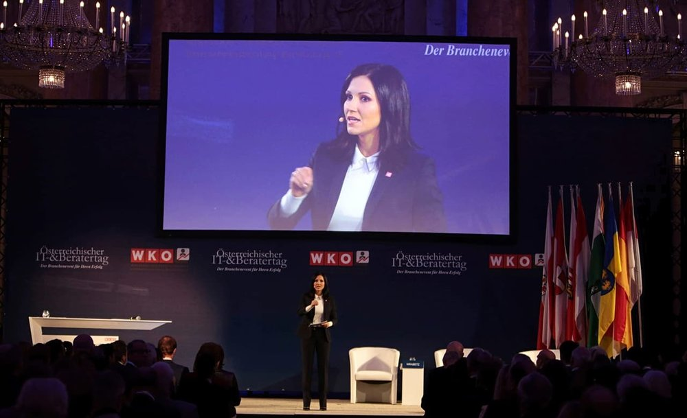 IT- & Beratertag 2018 in der Wiener Hofburg © WKO