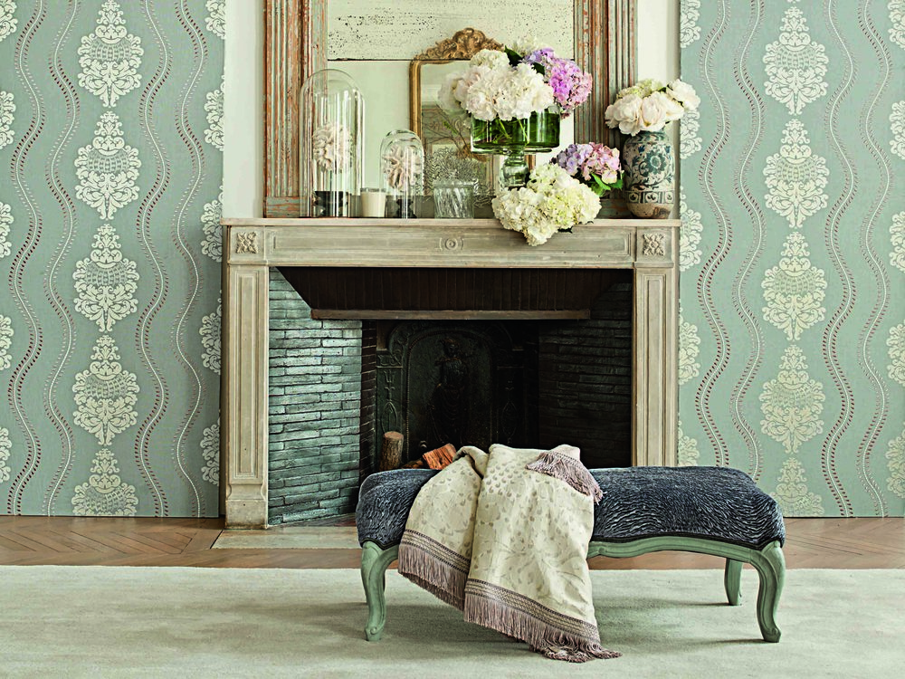 WALL UPHOLSTERY -