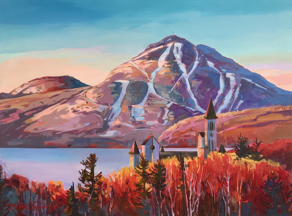 Exposition d`oeuvres d`art de l`Estrie -The Eastern Townships Revisited - Sunday April 14th11am- 2pmMount Orford Golf ClubMagog, Quebec