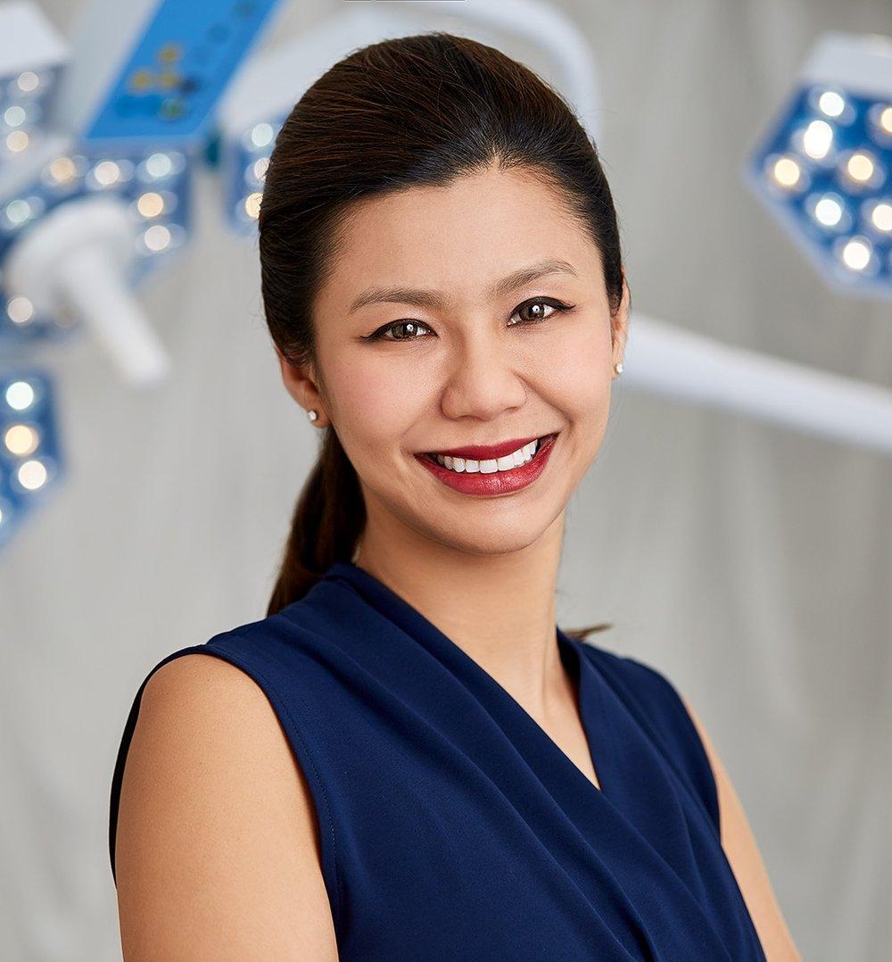 Dr. Amanda Wong-Powell, MBChB MRCS