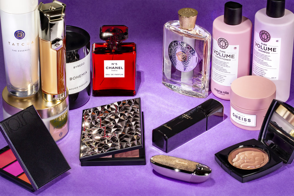 top-of-the range products for the best in beautY - by Czar Joshua Ventura & Laura Chadwick