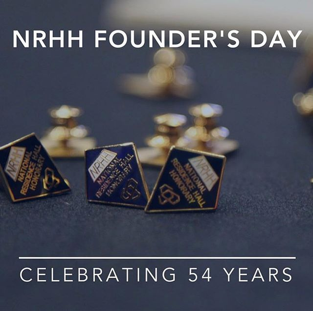 HAPPY NRHH FOUNDER'S DAY! 💎💛 #DiamondLove #sjsuNRHH #NRHH #NACURH #PACURH