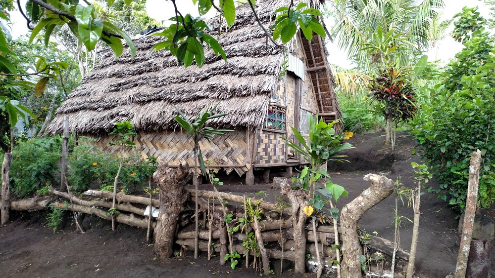 Home on Tanna Island