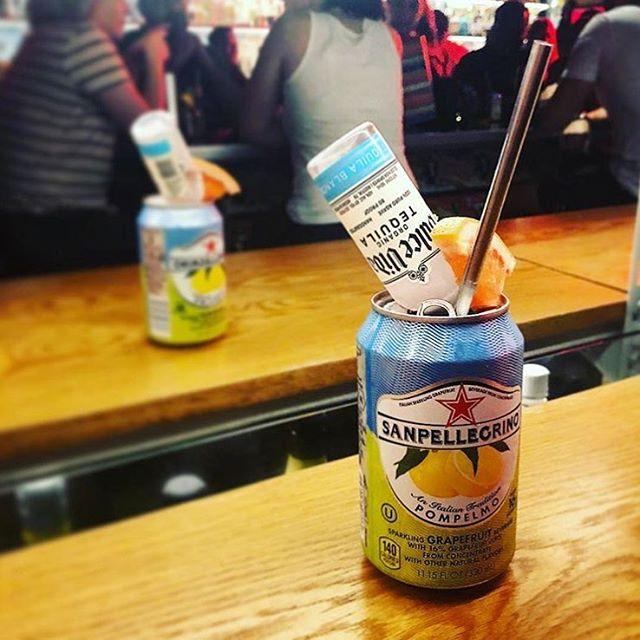 You can't beat a classic. 👌#chachunker . . 📷: @thisgirldrinks #genuineliquorette #liquorette #nyc #newyorkcity #littleitaly #soho #draaaaanks #cocktails #cocktailbar #basementbar #thirsty #foodandwine