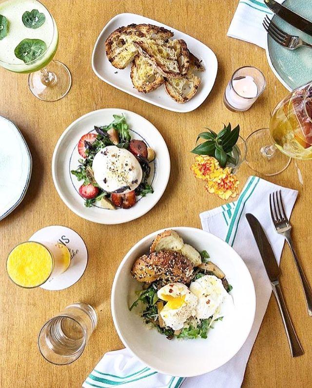 Summer may be winding down but our brunch is heating up 🔥 . . 📷: @cafehoppingnyc #littleitaly #nyc #newyorkcity #dantelovesyou #brunch #brunchnyc #foodandwine #foodstagram #foodporn #eeeeeats