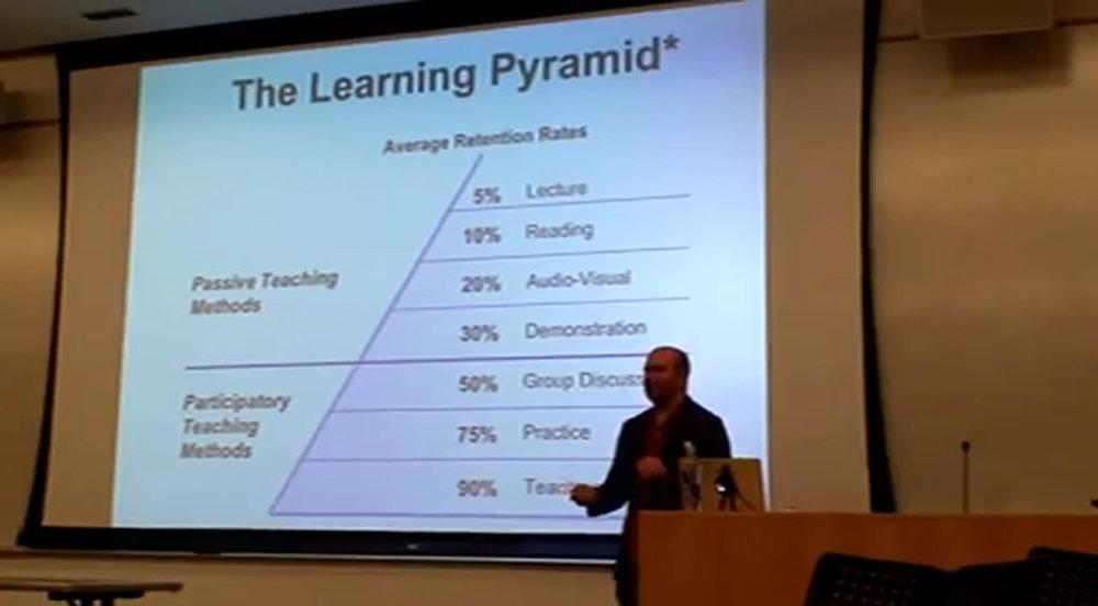 Jakob Teaching