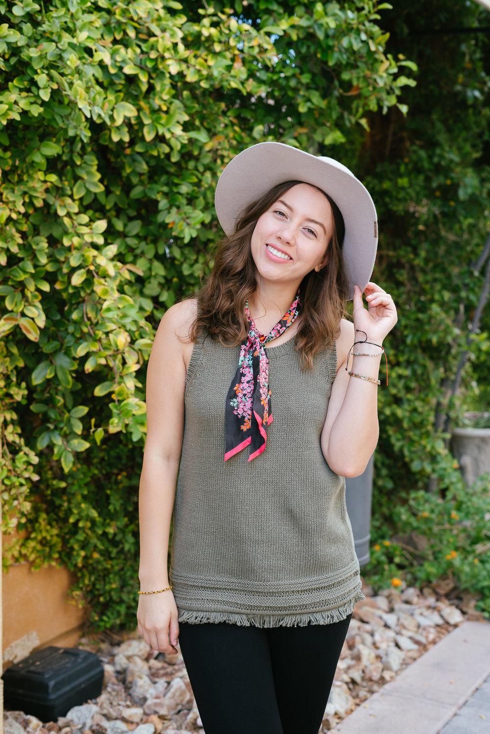Sleeveless Tunic Sweaters For Fall Ma Camila Rosales
