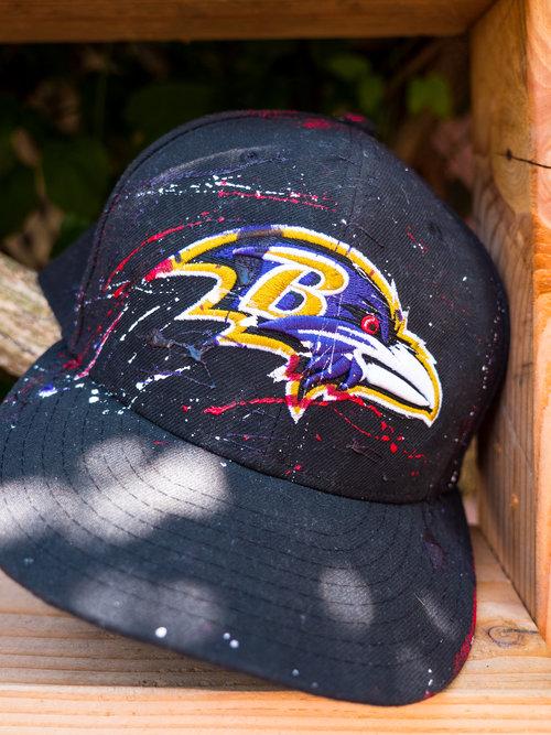 Ravens Hat — Artist Tommy Johnson 031ded5bb