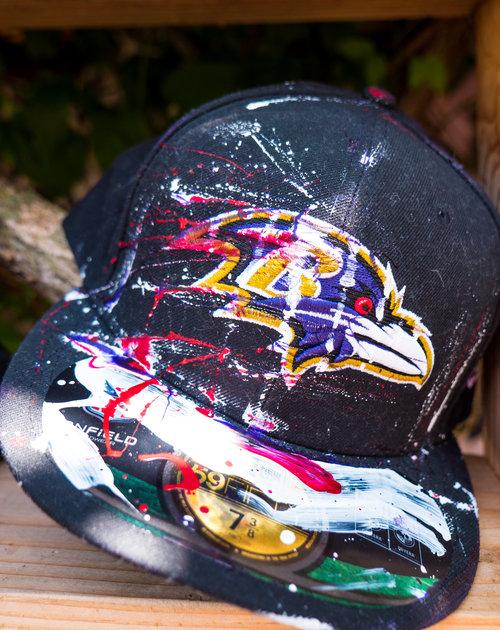 Ravens Hat 2 — Artist Tommy Johnson bbc63c906