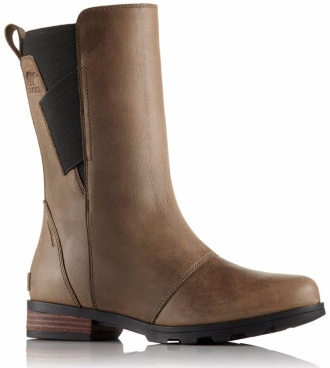 Sorel Emilie Mid Boot -Major (PC: Sorel.com)