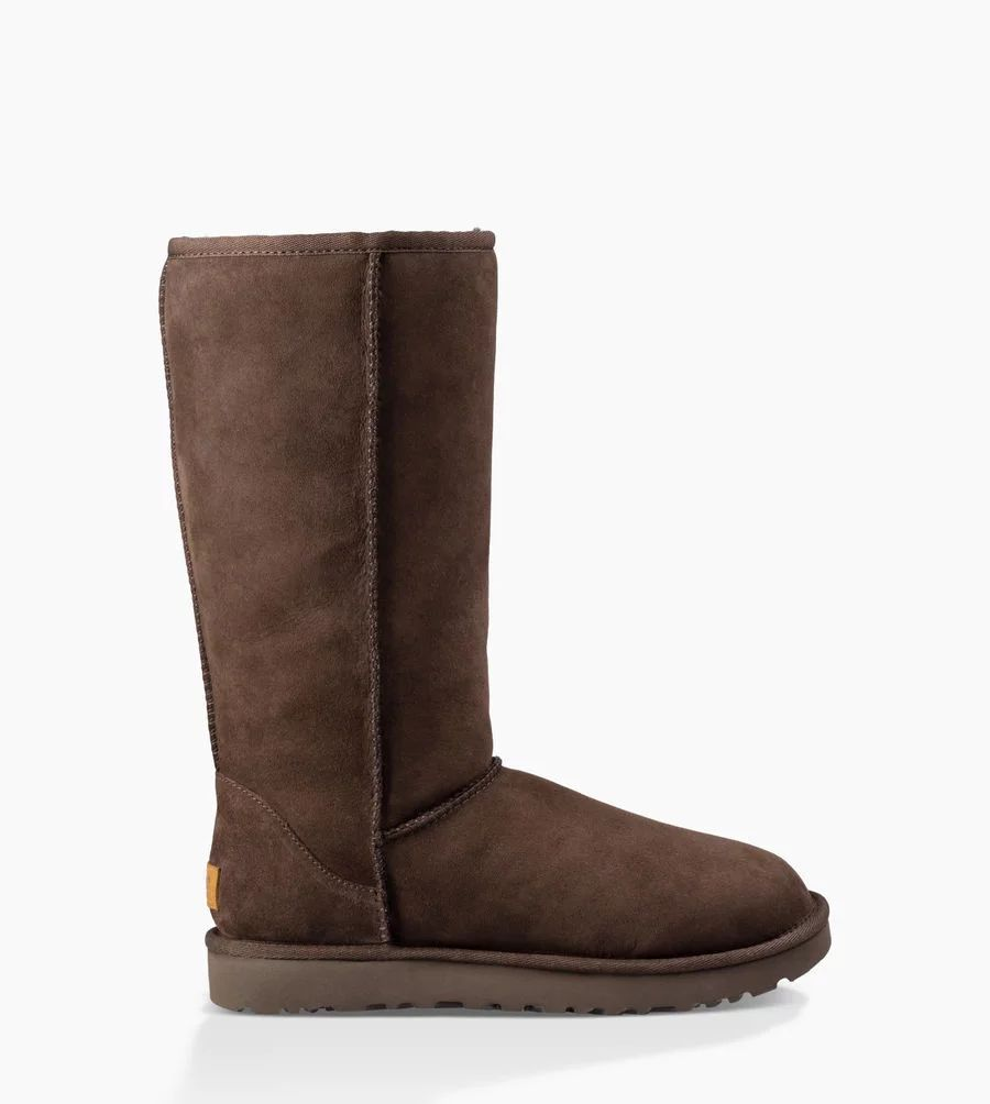 Ugg Classic Tall - Chocolate (PC: Ugg.com)