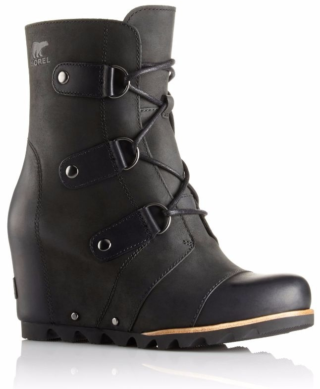 Sorel Joan of Arctic Wedge - Black Quarry (PC: Sorel.com)