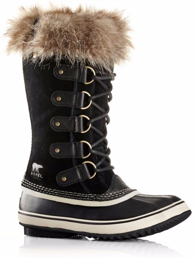 Sorel Joan of Arctic - Black Stone (PC: Sorel.com)