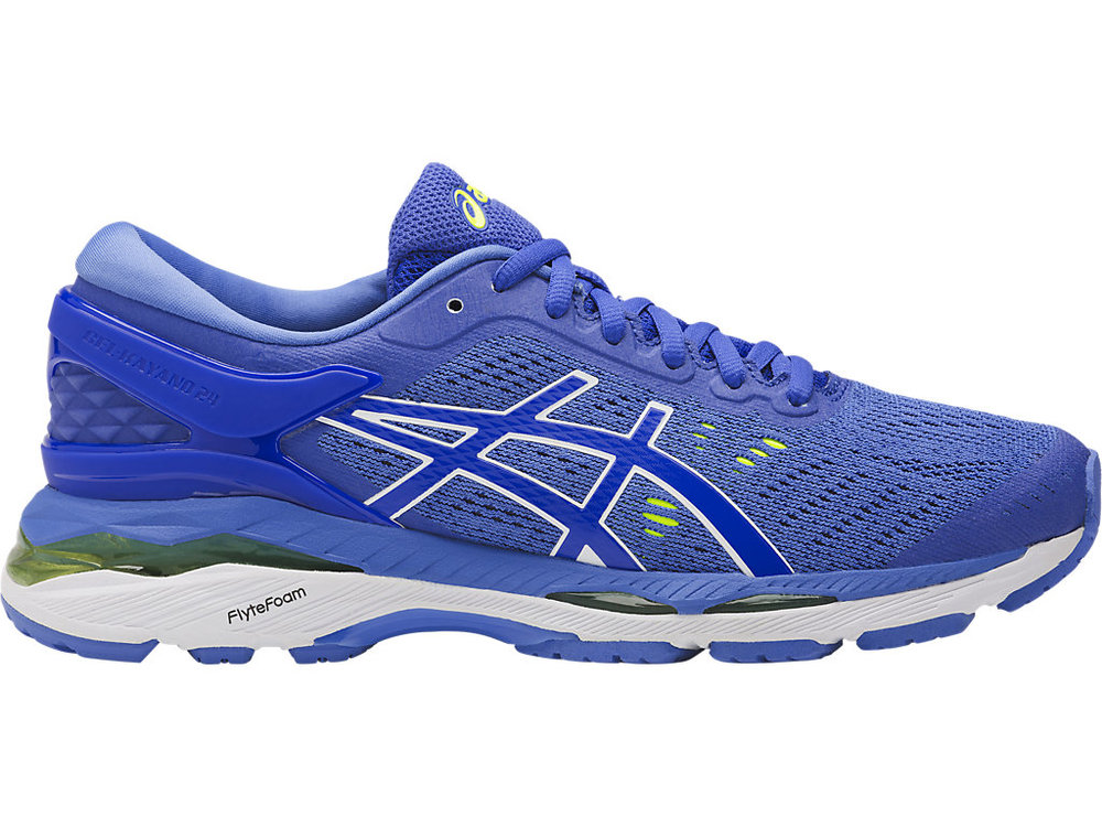 Asics Kayano-Blue Purple (PC:Asics.com)