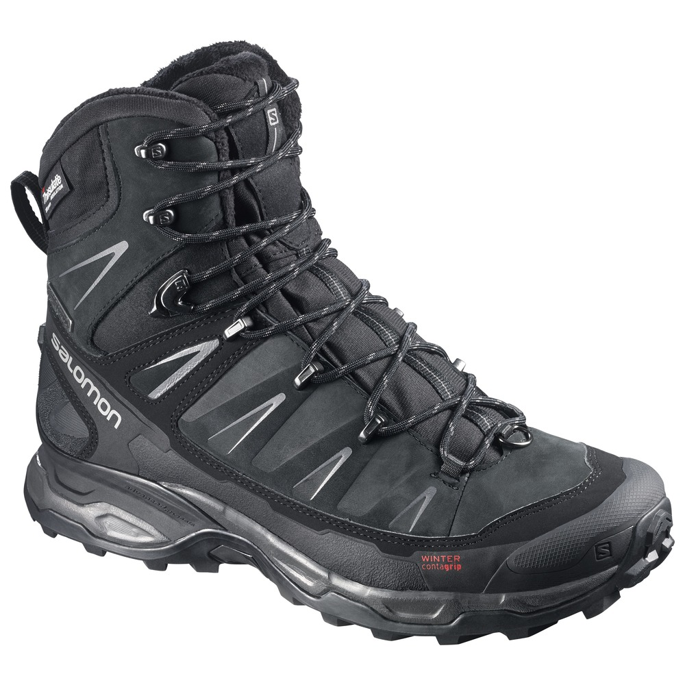 Salomon X Ultra Winter CS WP - Black (PC: Salomon.com)