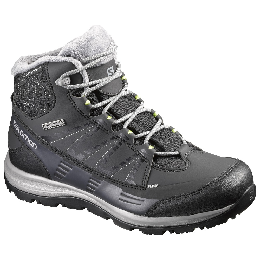 Salomon Kaina CS WP 2 - Gray (PC: Salomon.com)