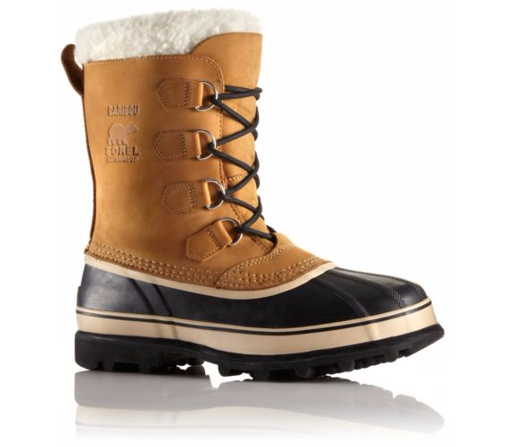 Sorel Men's Caribou - Buff (PC: Sorel.com)