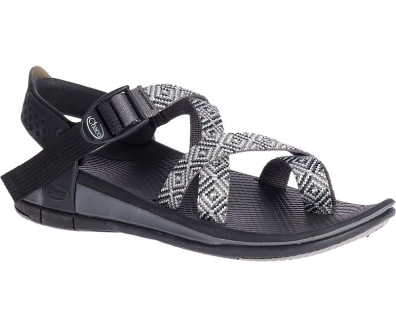 Chacos Women's Z/Canyon - Padded Black (PC: Chacos.com)