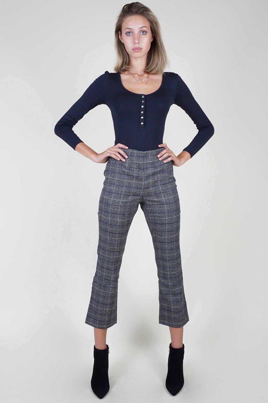 Midnight Walk Trouser Pants - Royal Charcoal.jpg
