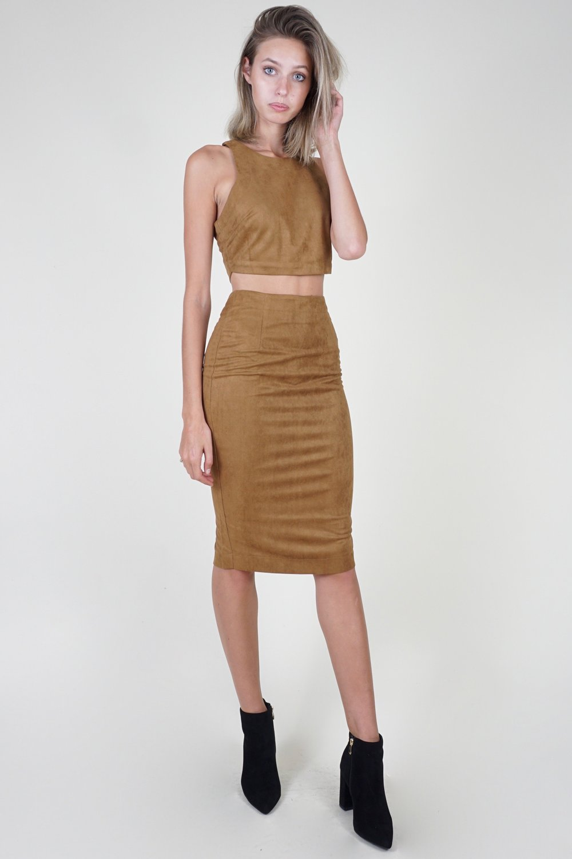 French Inhale Pencil Skirt .jpg