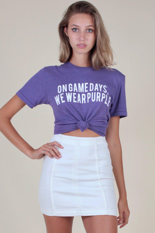BRIGHTSIDE The Label - Gamedays We Wear Purple Tee .jpg