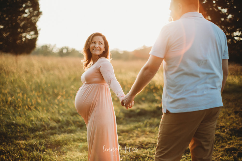 Arlington Maternity Photographer