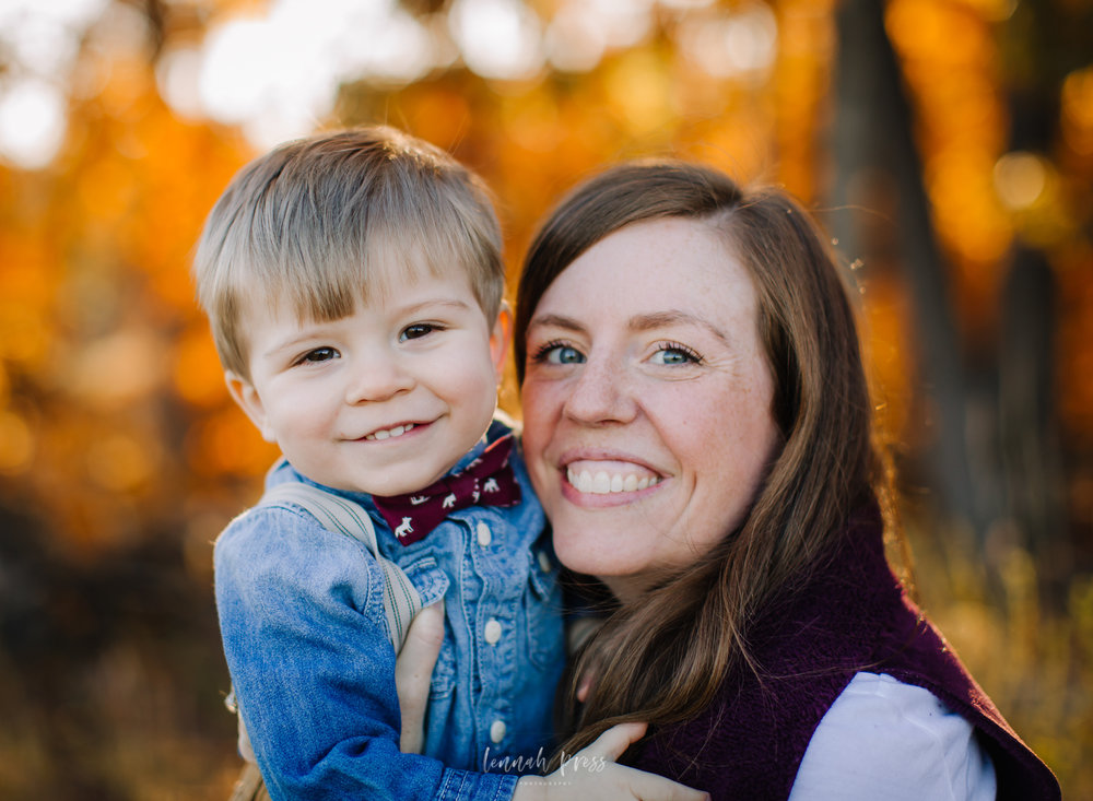 Fall Family Photos Ashburn Virginia