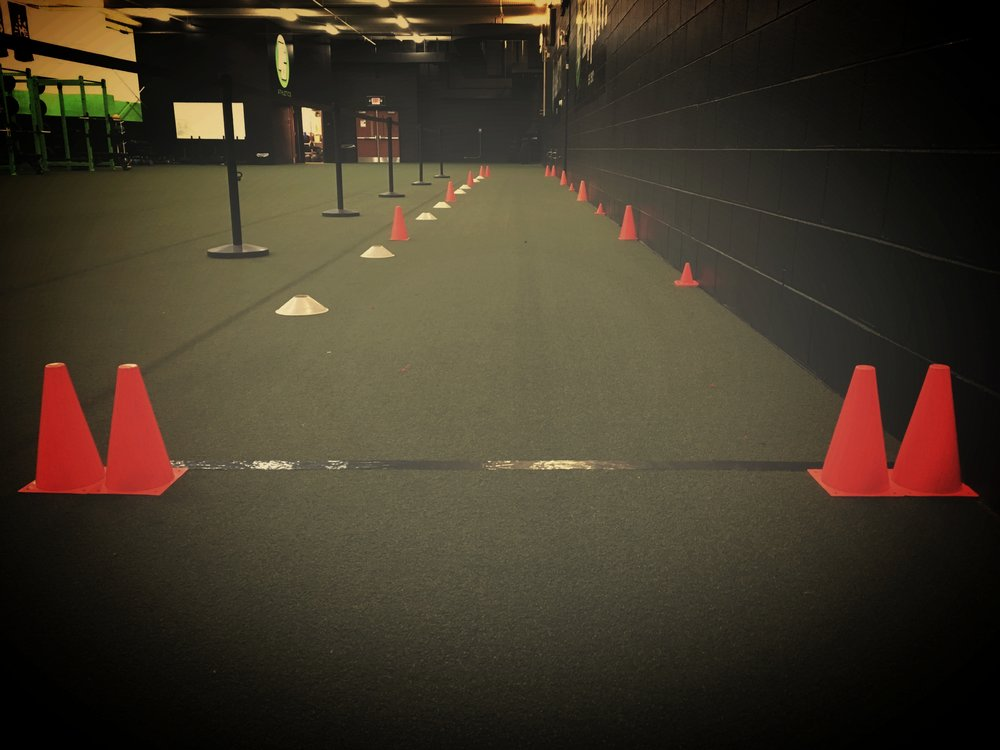SATURDAY SPEED CAMP(Ages 14+) - 9 A.M. - 10 A.M.   Agility / Footwork10 A.M. - 11 A.M.   Speed Mechanics